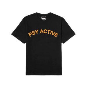 P.A.M. (Perks & Mini)X-Perience Psy Active SS Tee - Black
