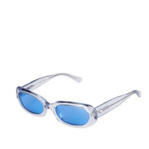 P.A.M. (Perks & Mini) x POMS Gafas de Sol Retta - Clear Grey