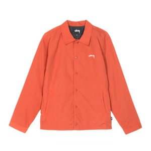 STÜSSY Chaqueta Classic Coach - Orange