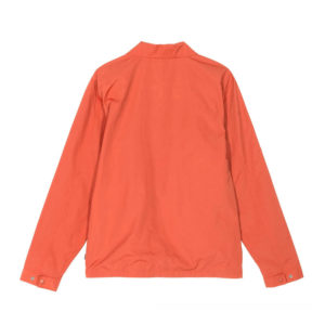 STÜSSY Classic Coach Jacket - Orange