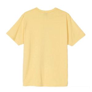 STÜSSY Camiseta Stüssy Corp. - Yellow