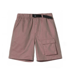 STÜSSY Pantalón Corto Iridescent Pocket - Red