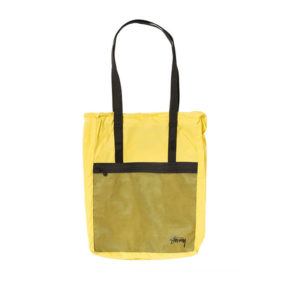 STÜSSY Light Weight Tote Bag - Citrus