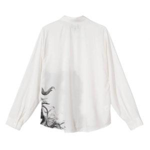 STÜSSY Venus LS Shirt - White