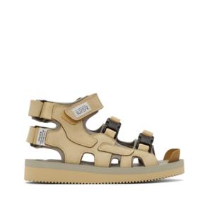 SUICOKE Boak-V Sandals - Beige