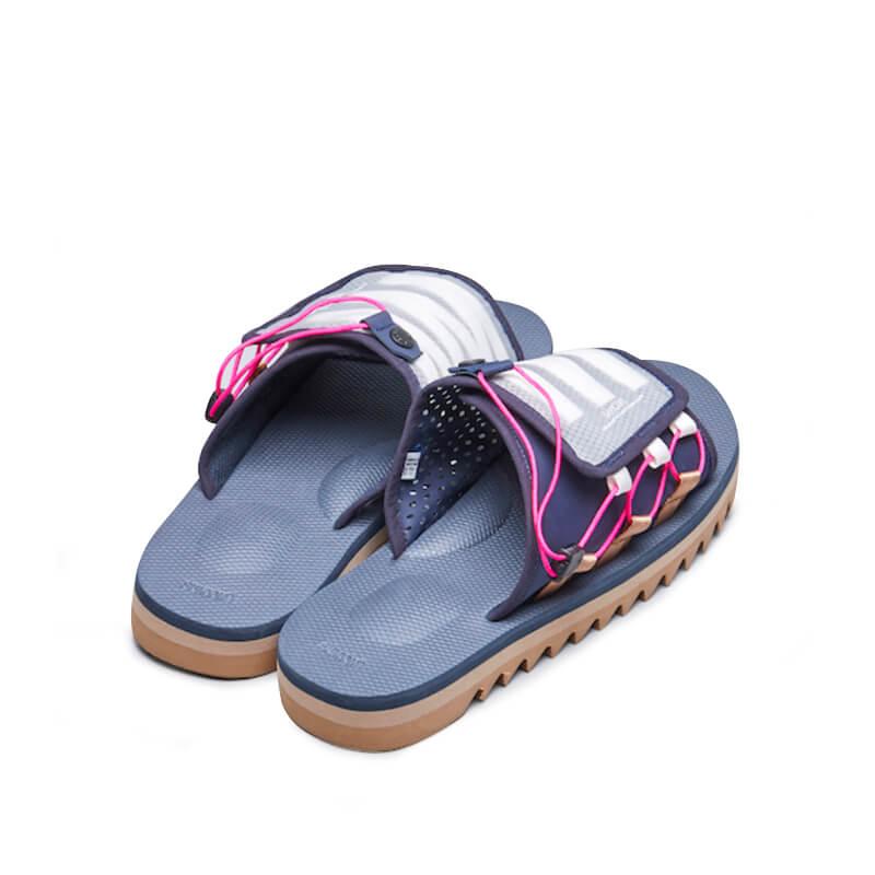 SUICOKE Dao-2 Sandals - Navy
