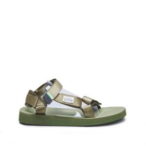 SUICOKE Depa-Cab Sandals - Olive