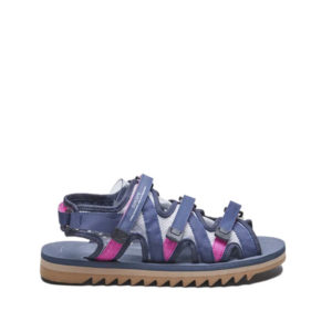 SUICOKE Zip Sandals - Navy