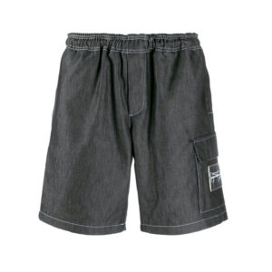UNITED STANDARD GR10K Short Denim Pants - Denim - front