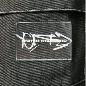 UNITED STANDARD GR10K Short Denim Pants - Denim - detail