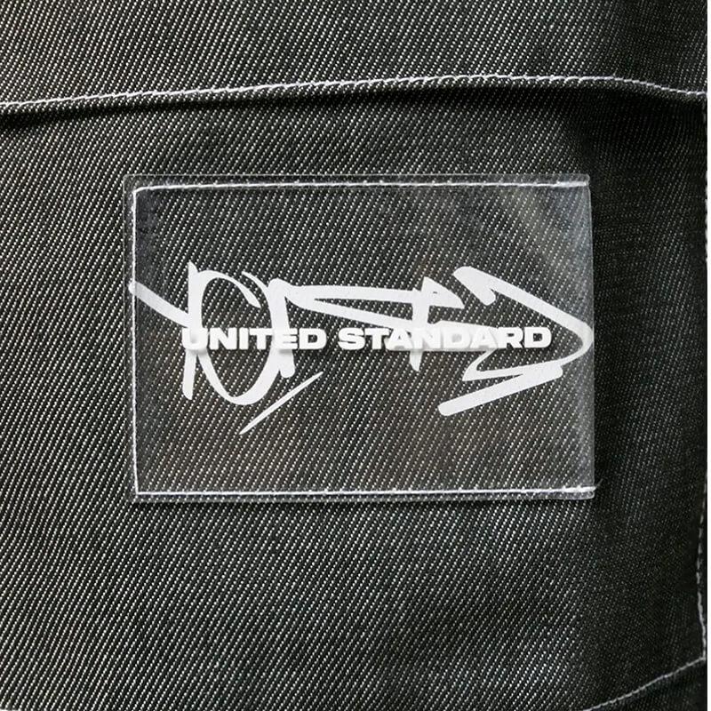UNITED STANDARDGR10K Short Denim Pants - Denim - detail