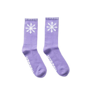 HERESY LONDON Chaos Socks - Lavender