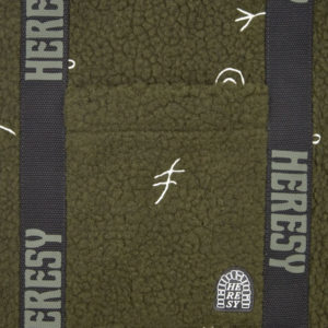 HERESY LONDON Sigil Tote - Olive