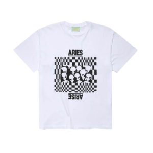 ARIES Alien Family Tee - White