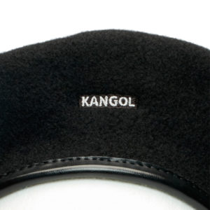 KANGOL Boina Monty Wool - Black