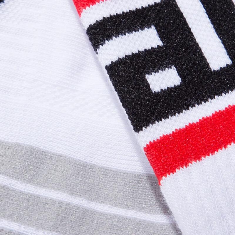 ARIES Meandro Socks - White