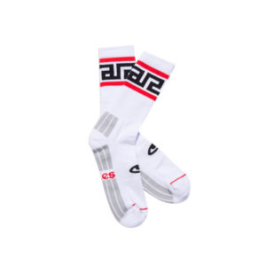 ARIES Meandro Socks - White