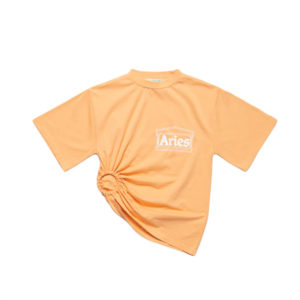 ARIES Ring Tee - Peach