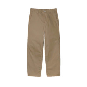 CARHARTT WIP Armanda Wmns Pants – Leather Rinse