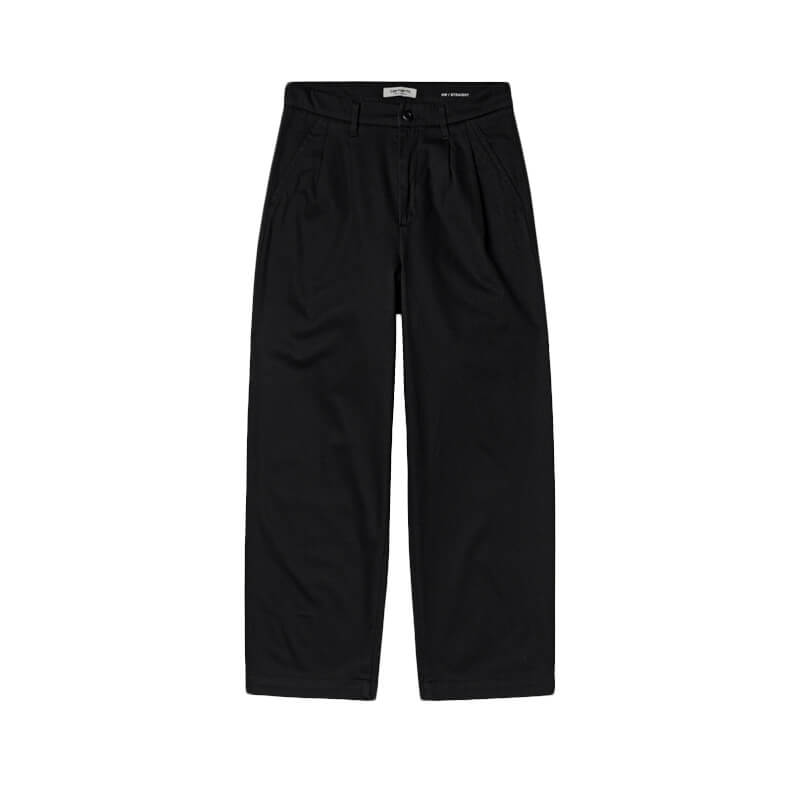 CARHARTT WIP Cara Wmns Pants – Black Rinse