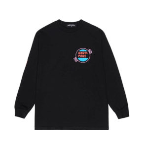 JUNIOR EXECUTIVE Hard-Core LS Tee – Black