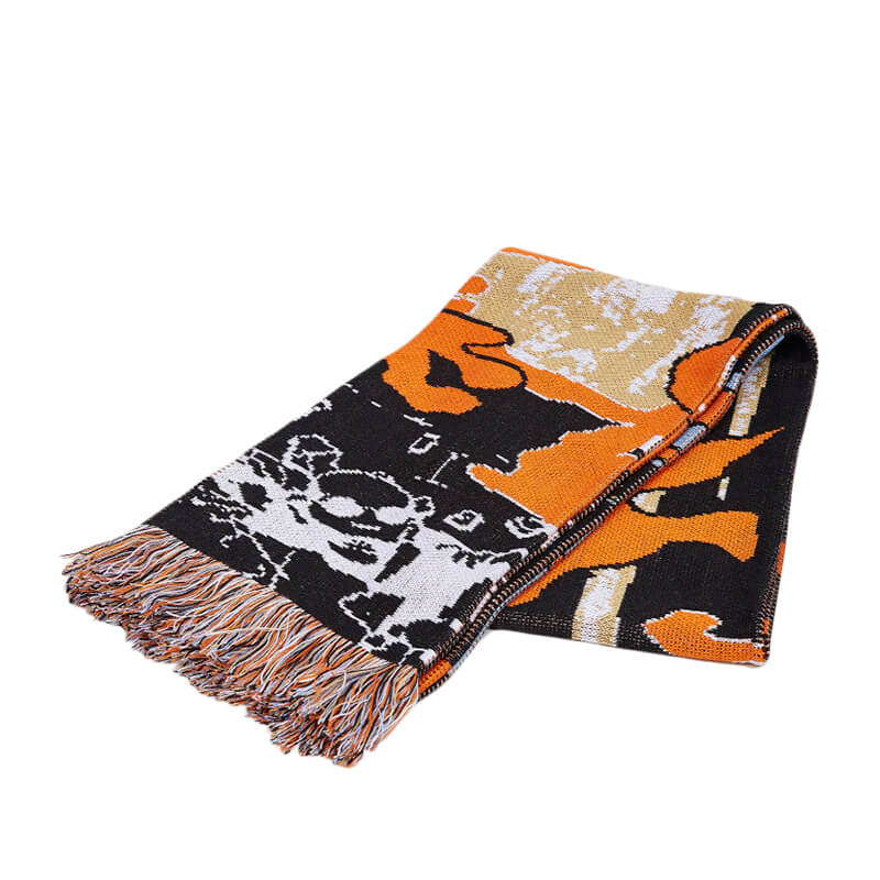 P.A.M. (Perks & Mini) Dig Deeper and Deeper Scarf – Multicolor