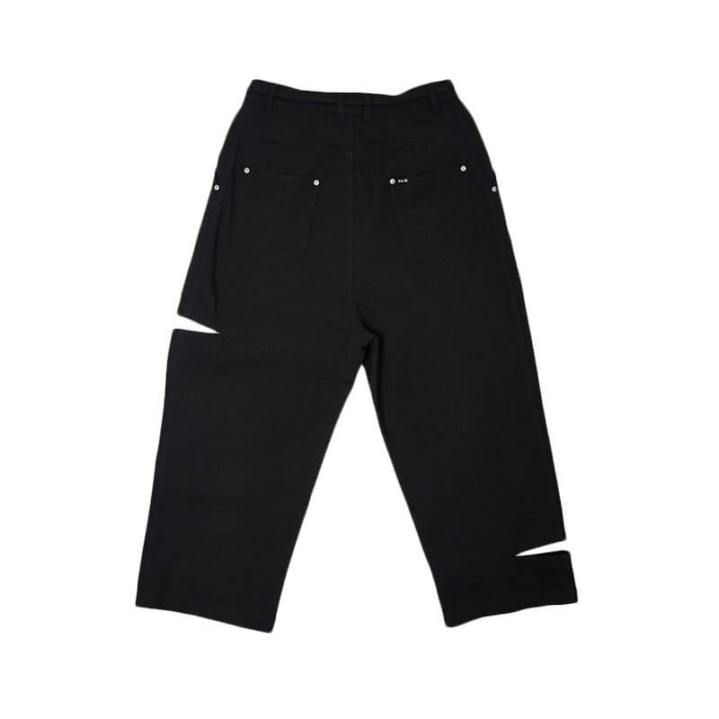 P.A.M. (Perks & Mini) U.G. Bri Bri Jeans – Black