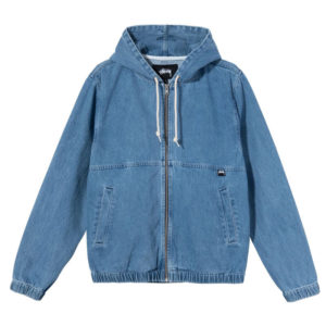 STÜSSY Denim Work Jacket - Indigo