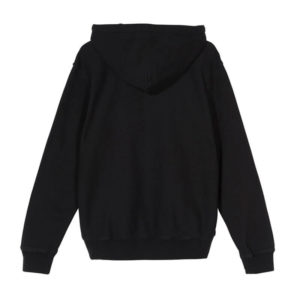 STÜSSY Stock Logo Hood - Black