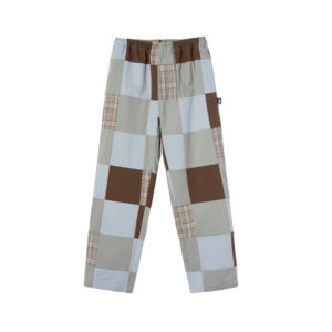 STUSSY Patchwork Beach Pants - Multi