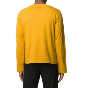 TELFAR The Bomb LS Tee - Yellow