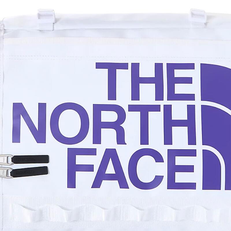 THE NORTH FACEMochila Fuse Box Base Camp – White / Purple