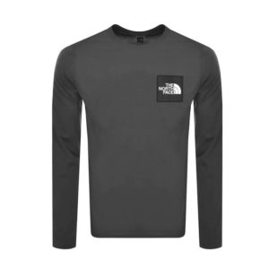 THE NORTH FACE Boruda LS Tee - Asphalt Grey