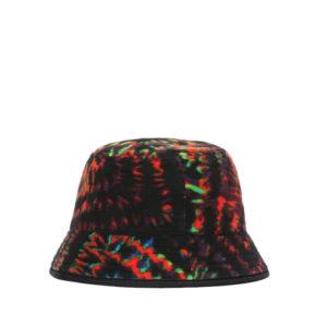 THE NORTH FACE Fleeski Street Bucket Hat – Flare Shibori Print