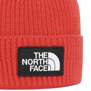 THE NORTH FACE Logo Box Cuff Beanie – Flare