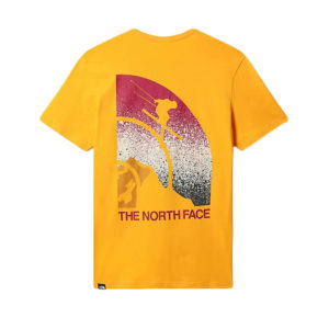 THE NORTH FACE Snow Maven Tee – Summit Gold