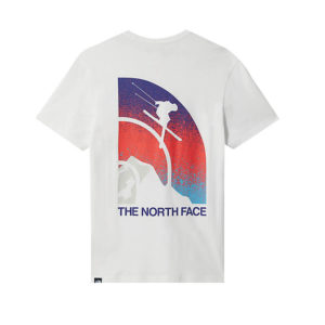 THE NORTH FACE Camiseta Snow Maven - White