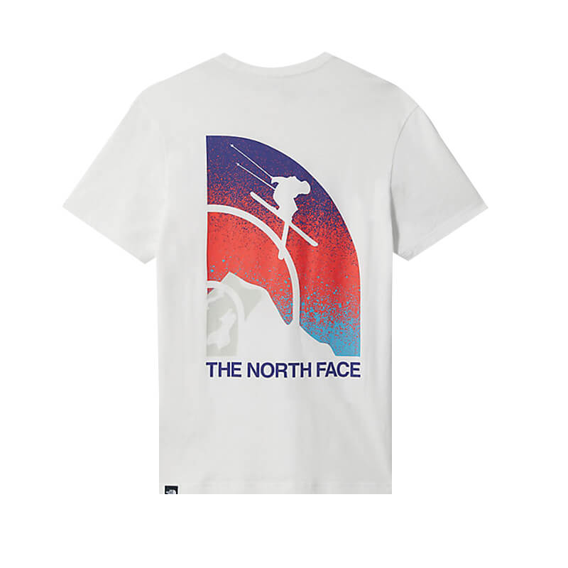 THE NORTH FACE Snow Maven Tee – White