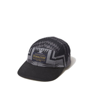 MANASTASH x PENDLETON Hemp Cap - Black