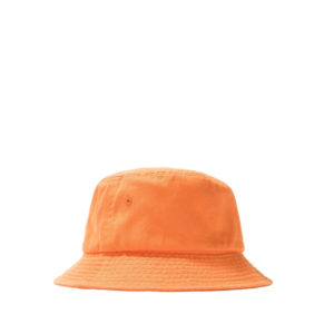 STUSSY Stock Bucket Hat – Coral