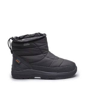SUICOKE Bower Padded Sneakers - Black