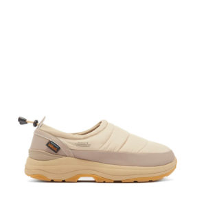 SUICOKE Pepper Padded Sneakers - Beige