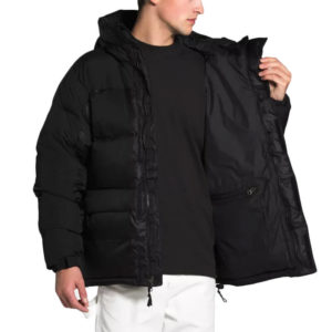THE NORTH FACE Parka Himalayan Down - Black