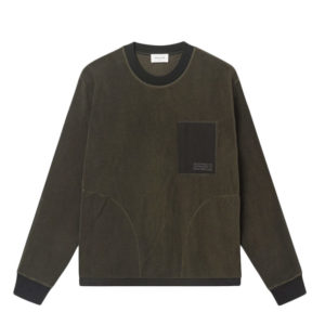 WOOD WOOD Gorm Sweater – Dark Green