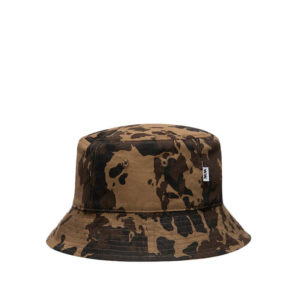 WOOD WOOD Gorro Bucket Reversible - Green AOP