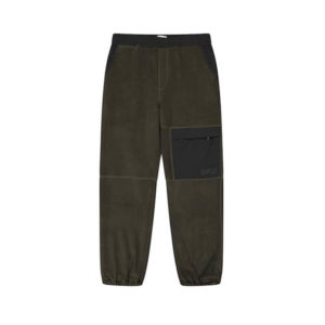 WOOD WOOD Sigurd Trousers – Dark Green