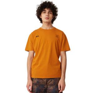 WOOD WOOD Camiseta Voyages - Orange