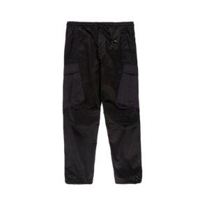 MAHARISHI Cargo Track Pants – Black