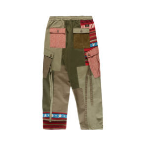 MAHARISHI M51 Artic Cargo Track Pants – Olive