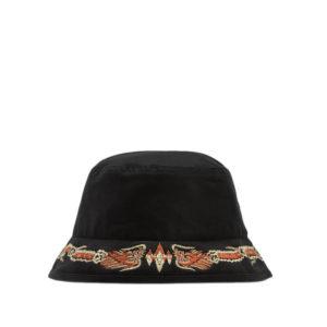 MAHARISHIBucket Souvenir Hat - Black